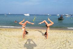 Fischer Angelina +Elena - St-Tropez