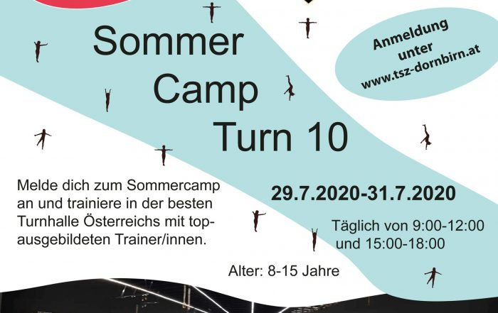 Sommercamp 2020 Turn10