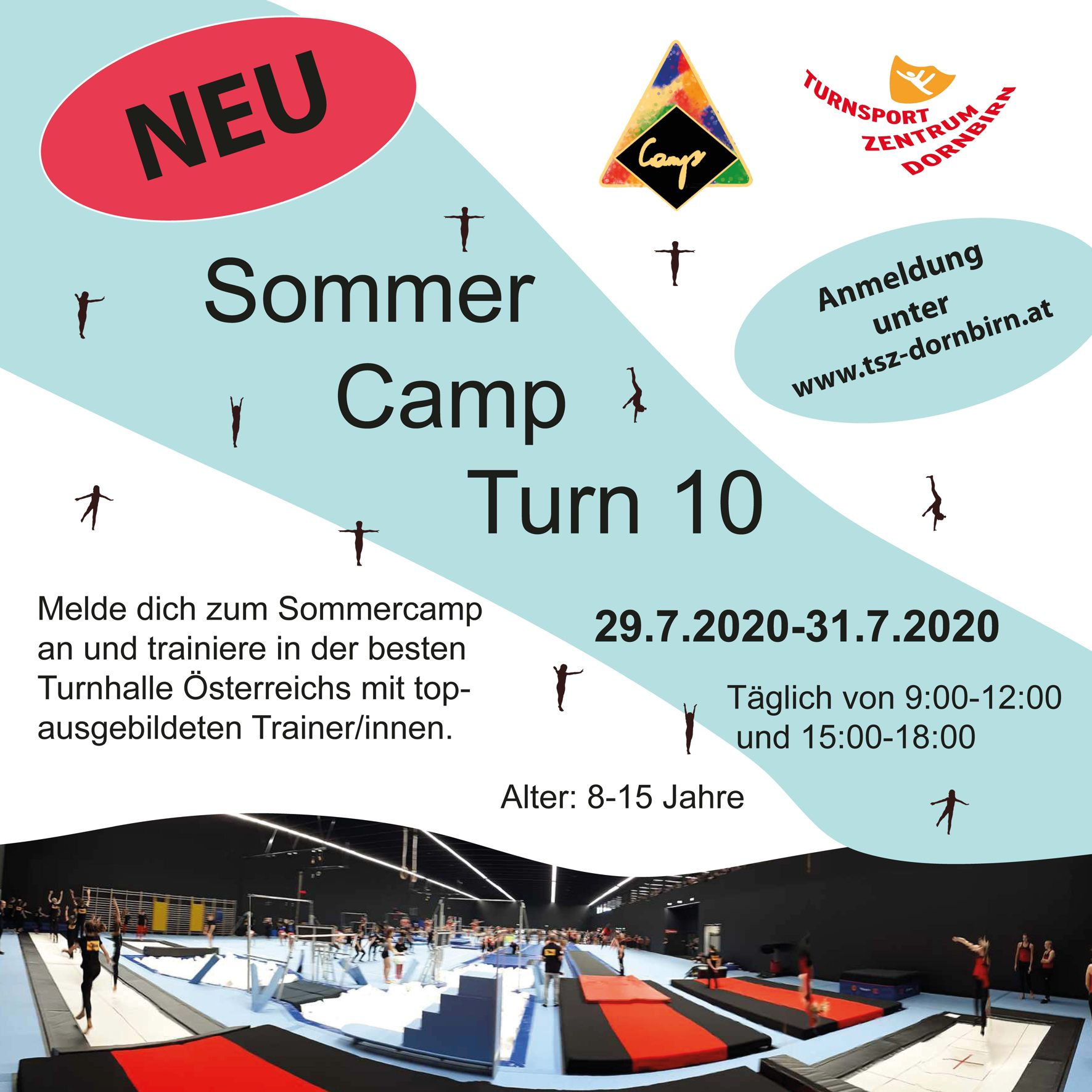 Sommercamp 2020 Turn10